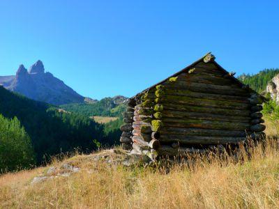 Alpages de Montbardon et Pointe de la Selle - Queyras