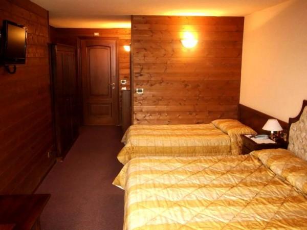 Exemple de chambre à l'hôtel (Non contractuel)