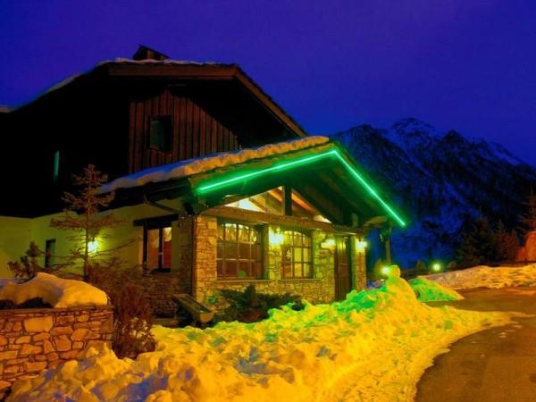 Extérieur de l'hôtel - ski et spa en val d'Aoste