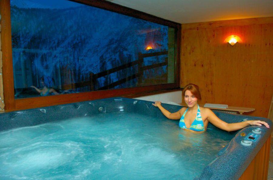 Ski et Spa - Entre Mont-Blanc et Cervin