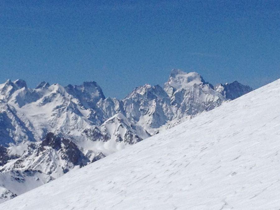Raid du Thabor (3178 m)