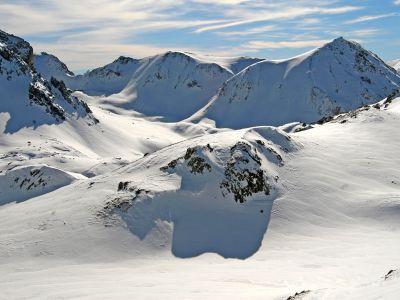 GTA - grande traversée des alpes à ski
