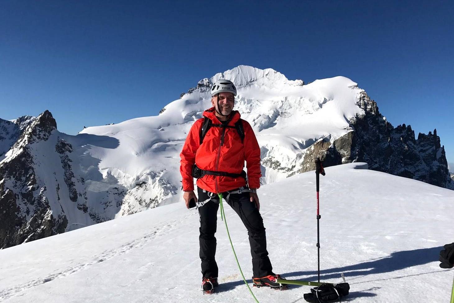Roche Faurio (3730 m)