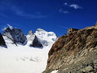 Photo Roche Faurio (3730 m)