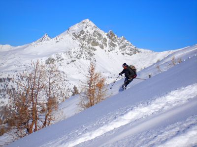 Photo Hors-Pistes (Free-Ride) - Ecrins - Queyras - Oisans