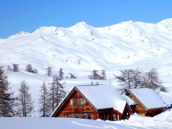 Refuge du Chardonnet - Ski en Clarée