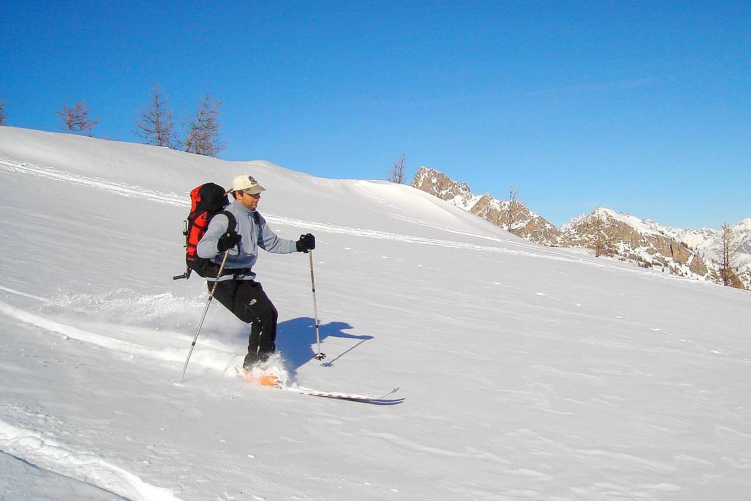 Perfectionnement ski de randonnée
