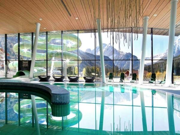 Centre Aquatique et de Bien-Etre - Ski de randonnée dans les Dolomites