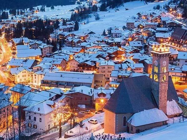 votre Village dans le val di Fassa - Ski de randonnée dans les Dolomites