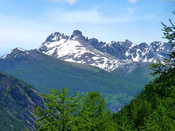 Parc Régional du Queyras -  Sur le chemin de Saint-Jacques de Compostelle dans les Alpes
