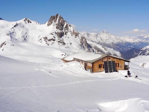 Refuge du Mont-Thabor - Raid ski Mont-Thabor Clarée