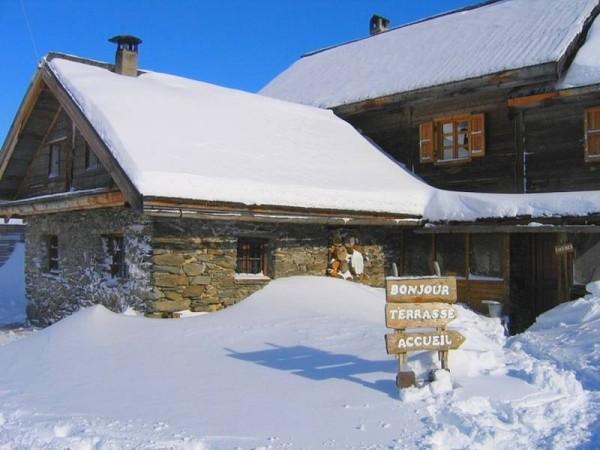 Refuge de Ricou- Raid ski Mont-Thabor Clarée