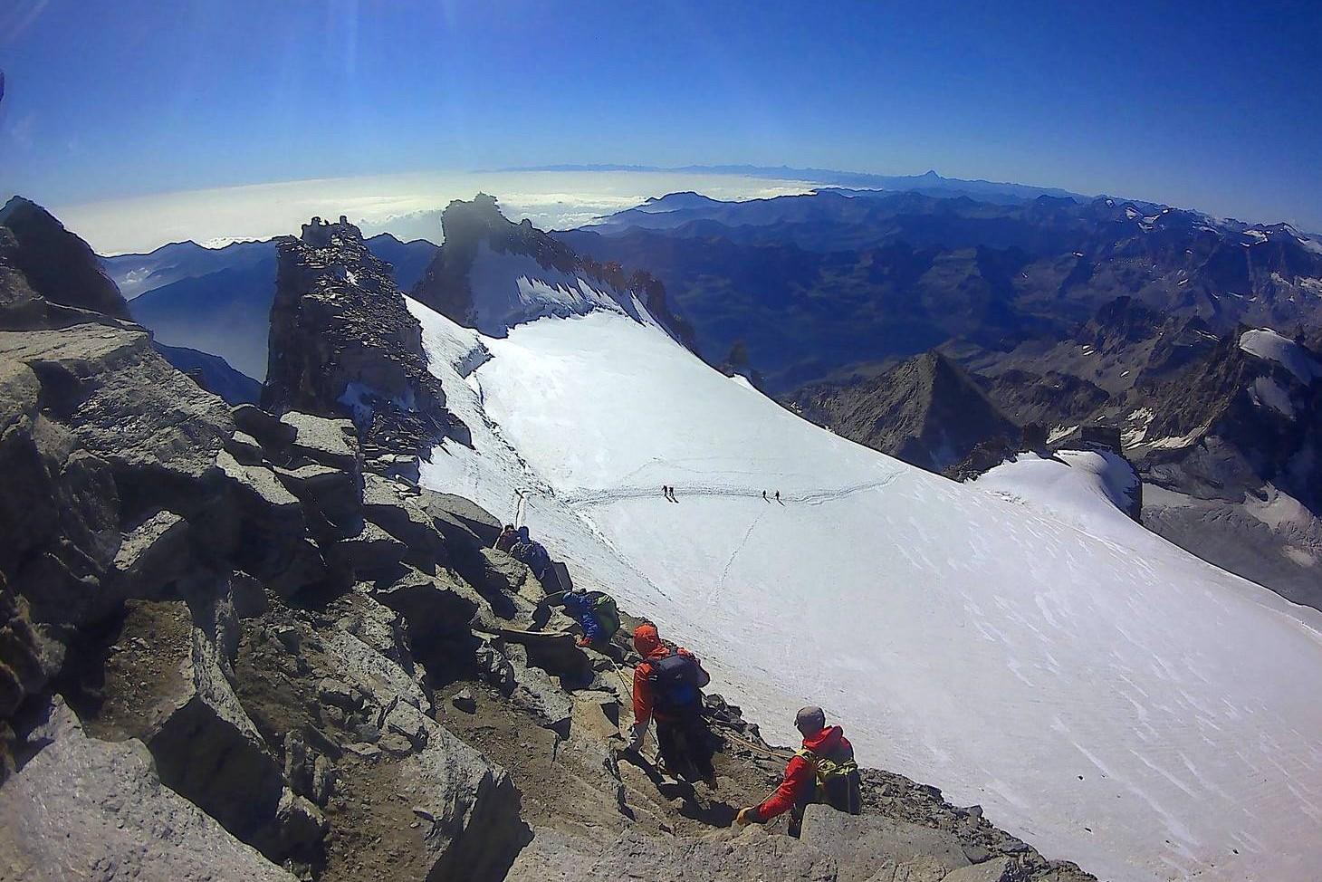 Grand Paradis (4061 m) - 2 Jours