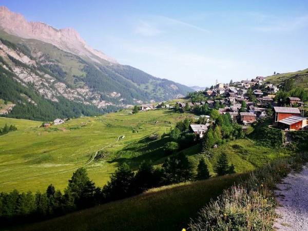 Village de Saint-Véran Parc Régional du Queyras