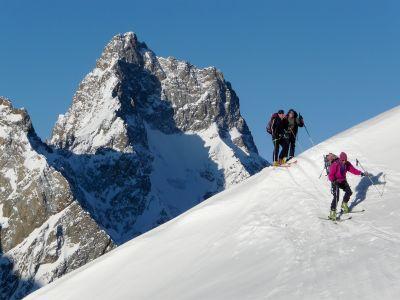 Photo Haute Route des Ecrins