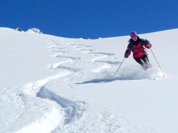 Tour Viso ski