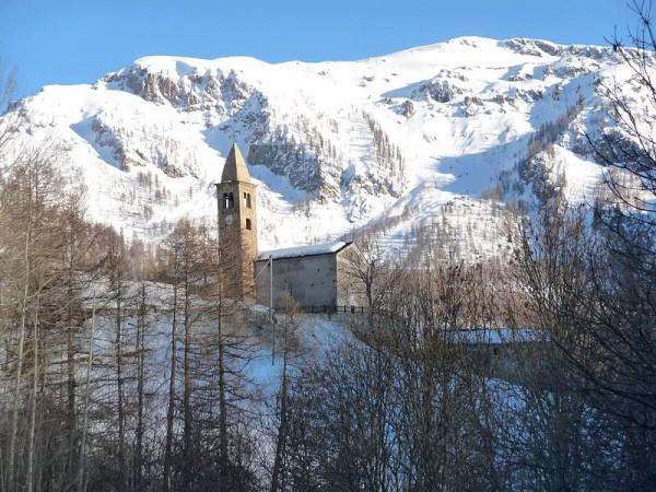 Eglise sampeyre val maira