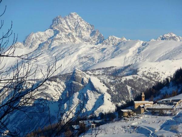 Tolosano et le Monte Chersogno