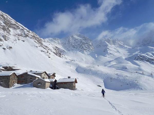 Chalets de l'Alpe Groppera