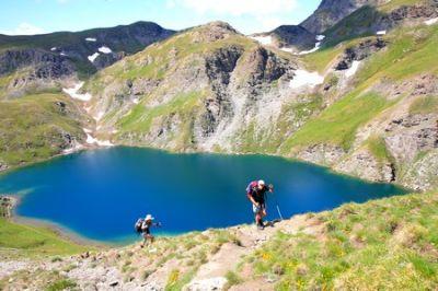 Lac du Grand Laus ou Malrif - Tour du Queyras GR54 en 6 jours