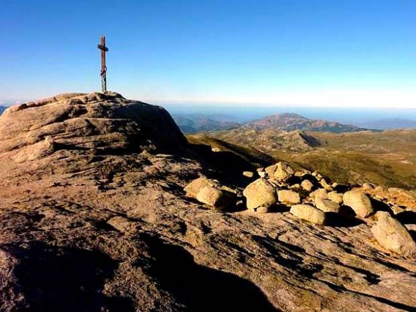 Monte Alcudina GR20 sud