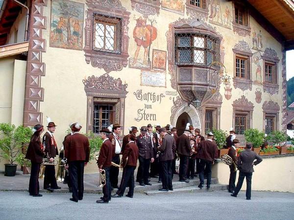 Traditions Tyroliennes encore bien vivantes