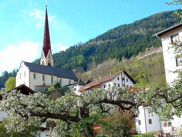 Village typique du Tyrole Autrichien