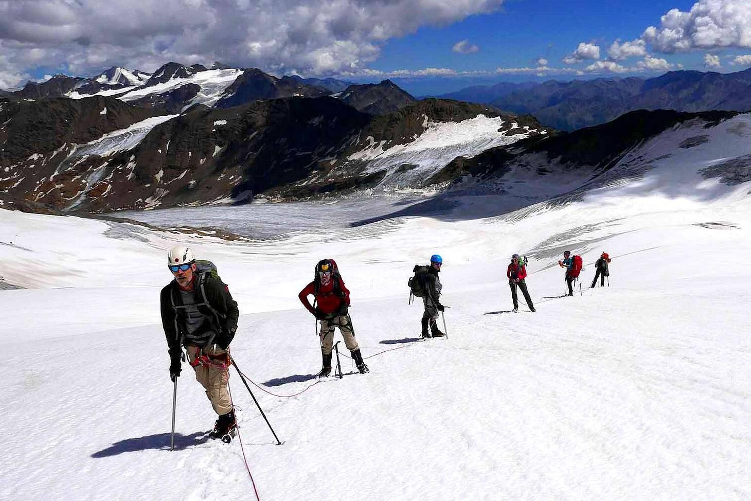 Haute Route de l'Otztal