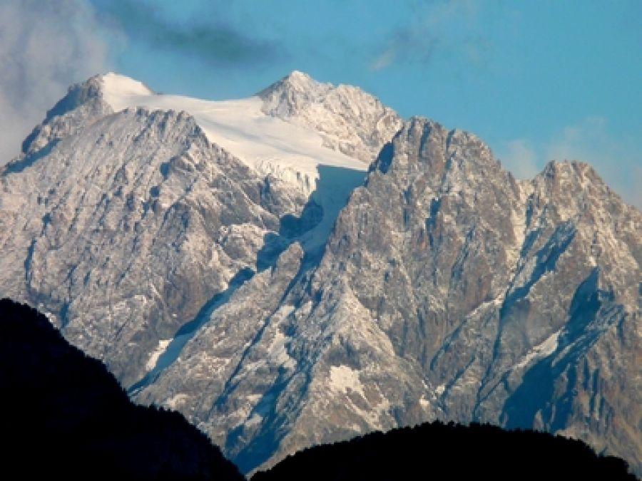 Le Mont Pelvoux