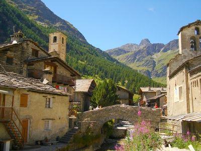 Village de Chianale - Haut Val Varaita