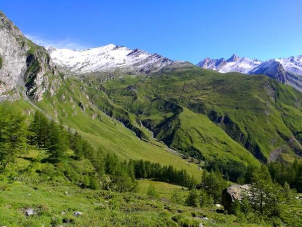 Montagnes du Haut Val Varaita