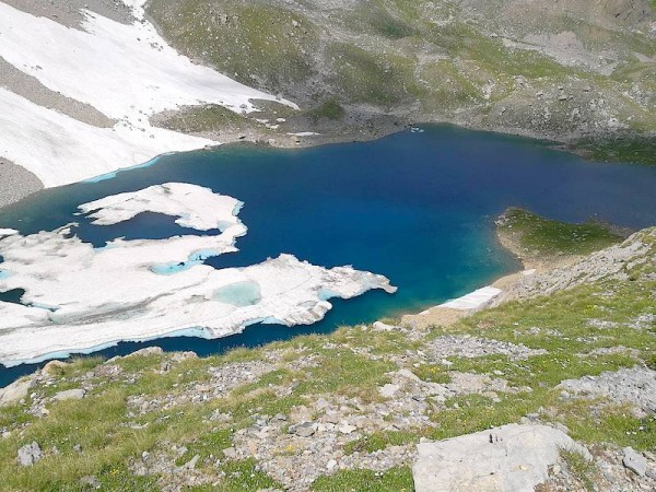 Lac Apsoi - Haut Val Maira