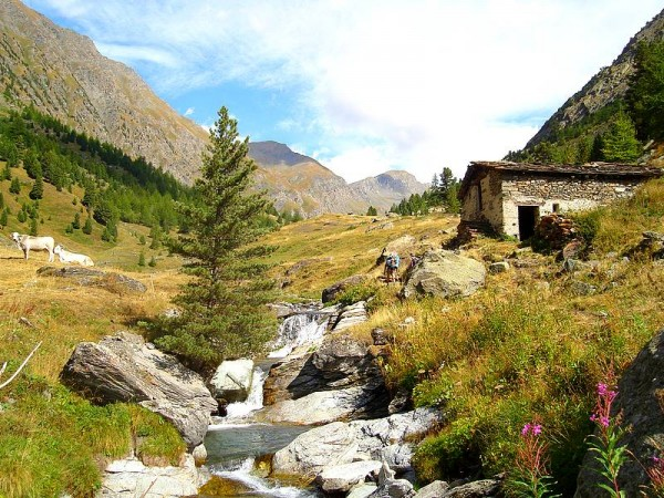Vallon de Vallanta - Haut Val Varaita