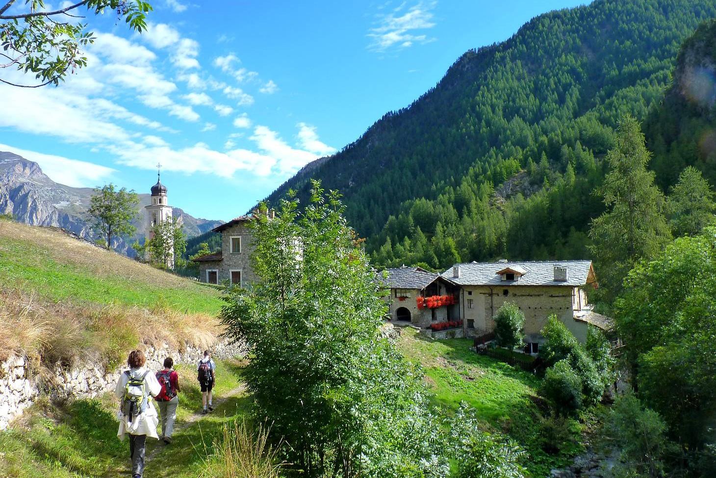 Sentier Occitan - Val Maïra - 4 jours de rando