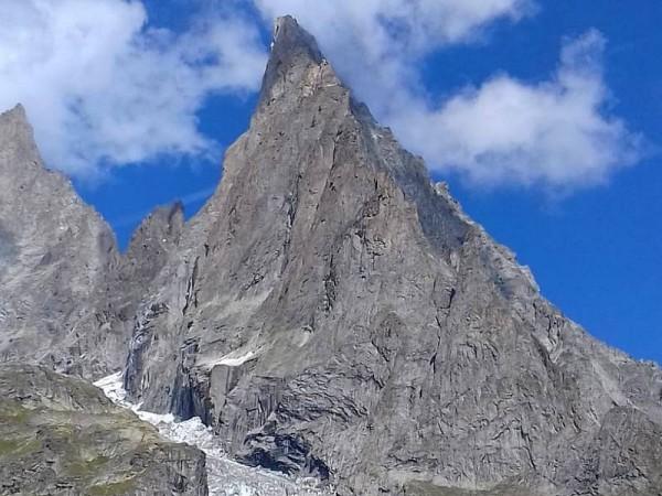 Aiguilles et glacier des Echellettes