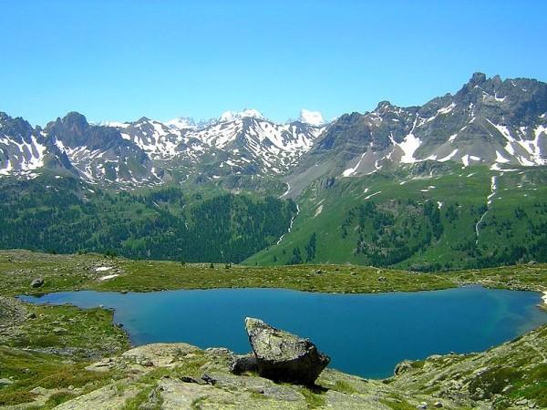 Lac Laramon - Clarée Thabor Briançonnais