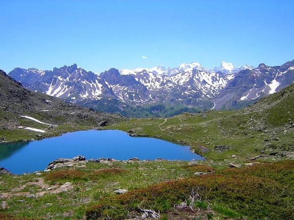 Lac du Serpent - Clarée Thabor Briançonnais