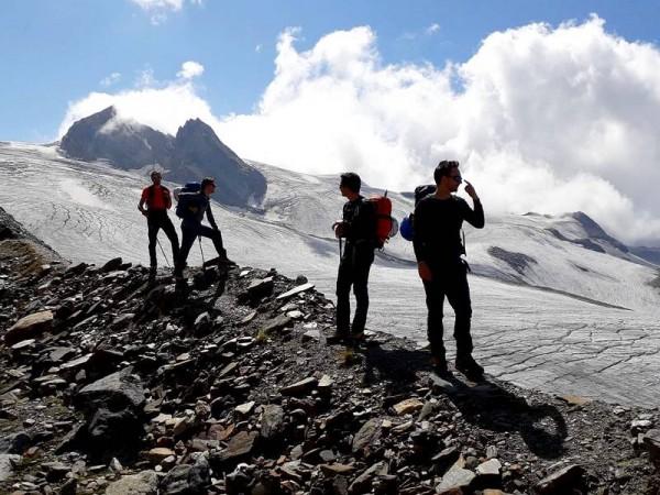 Glacier du Ruitor