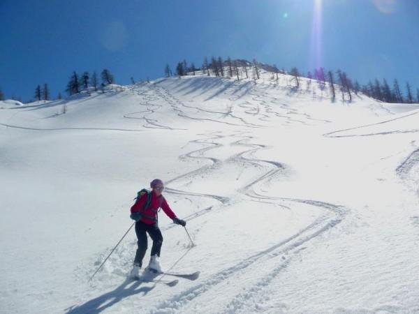 Découverte du ski de rando
