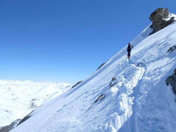 Cime à 3000 m en Queyras