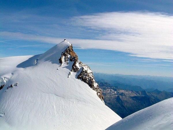 Pointe Gnifetti (Refuge Margherita au sommet)  - Massif du Mont-Rose