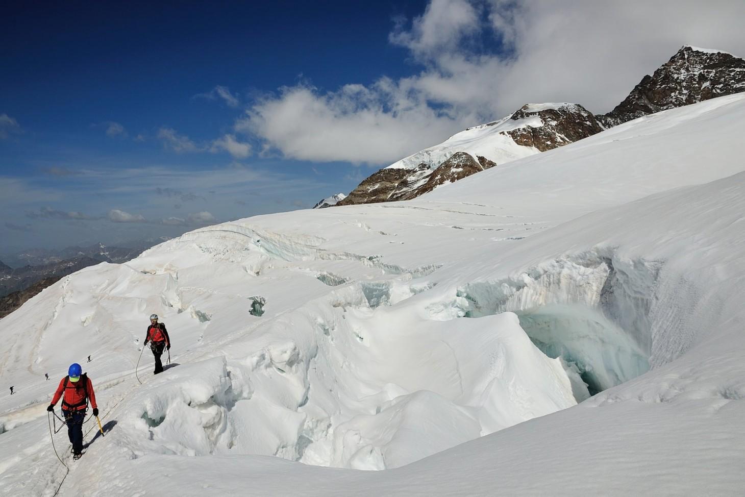 Punta Gnifetti - 4554 m
