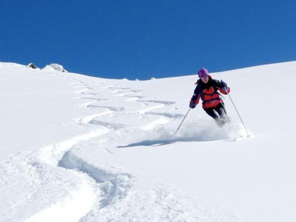 Ski de randonnée avec guide Haute Montagne - Ecrins - Queyras