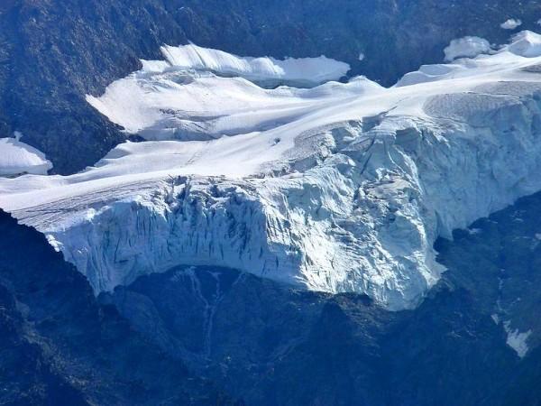 Glacier de la Muzelle - GR54 Tour Ecrins 4 jours