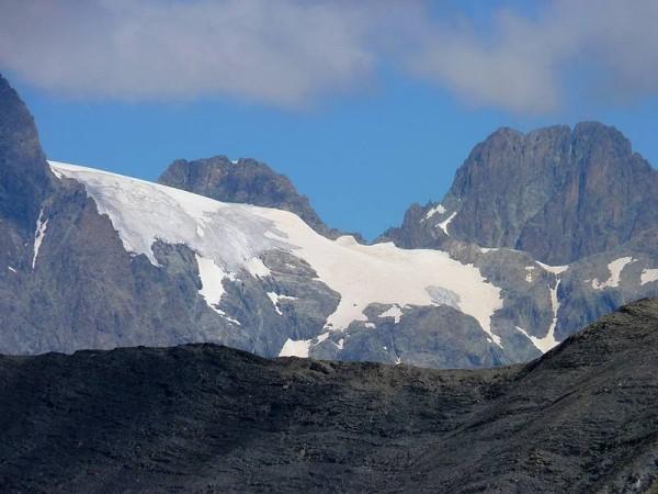 Glaciers des Rouies - GR54 Tour Ecrins 4 jours
