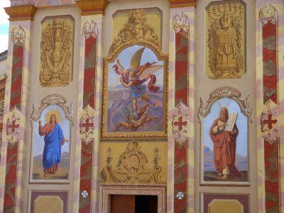Eglise de San Michele - Percorso Occitano (Sentier Occitan) en Val Maira