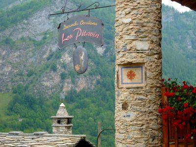 Une maison de Marmora - Percorso Occitano (Sentier Occitan) en Val Maira