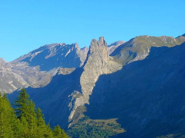 Rocca Provenzale Chiappera - Percorso Occitano (Sentier Occitan) en Val Maira