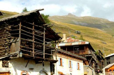 Village de St-Véran
