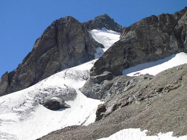 Glacier de la Grande Ruine - Tour de la Meije